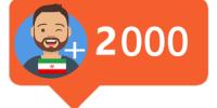 200فالوور ایرانی